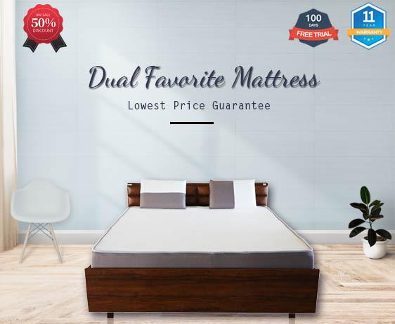 Buy Mattress Online in India